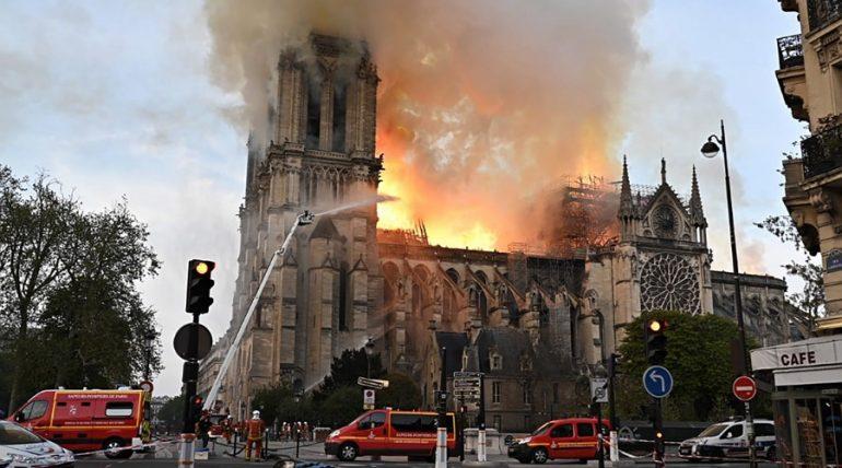 Catedral de Notre Dame. Foto: Getty