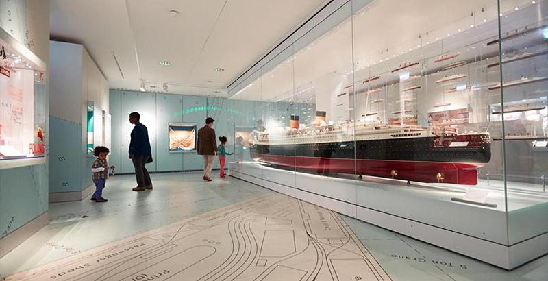 Visita En Southampton El Museo Dedicado Al Titanic National Geographic En Español