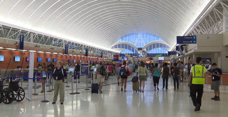 Aeropuerto Internacional de San Antonio