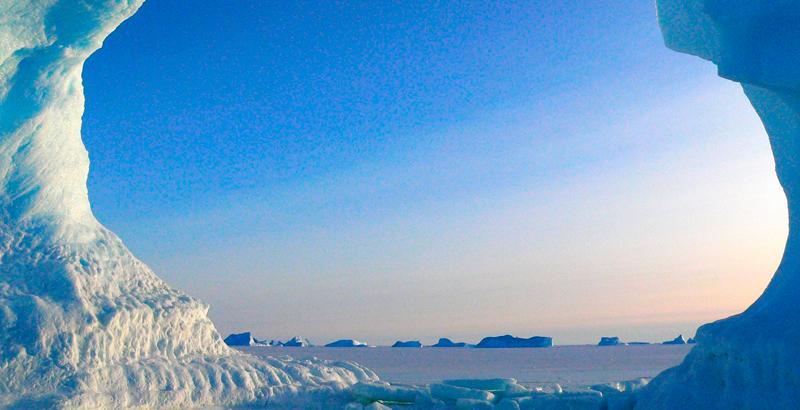 Polo Sur Antártida