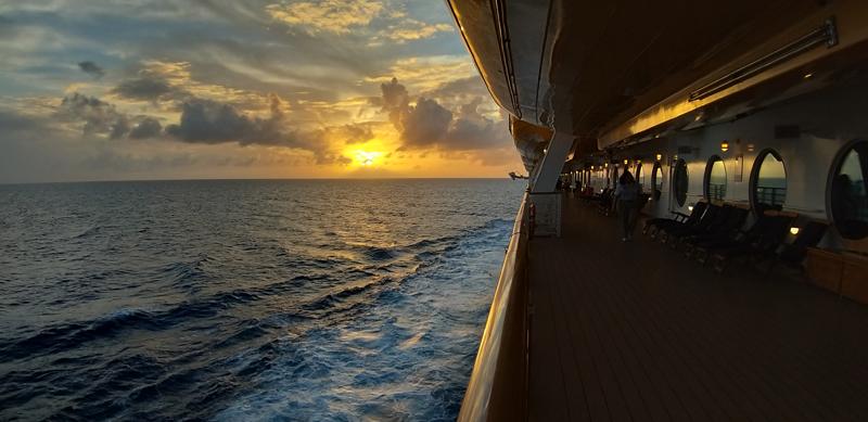 cruceros mundo