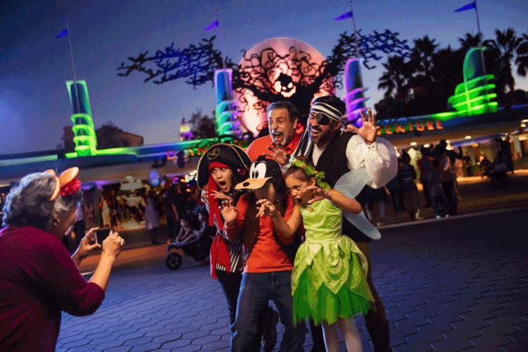 Halloween Disneyland