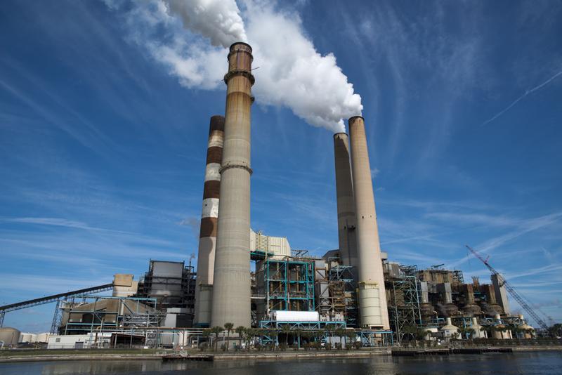 Europa empresas contaminantes