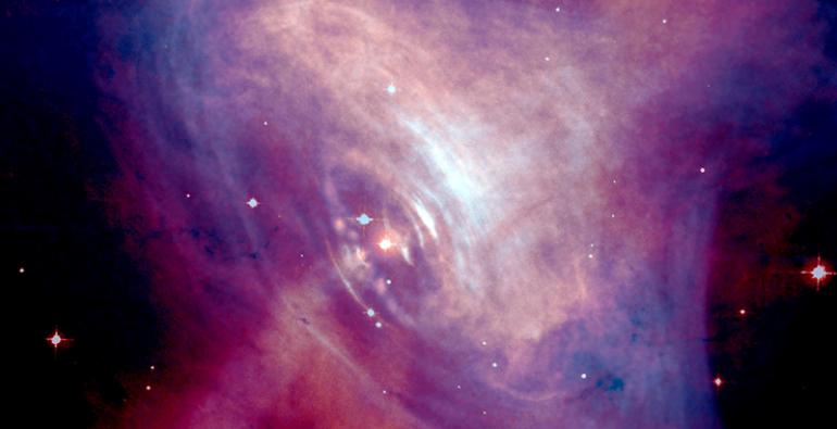 estrella de neutrones pulsar