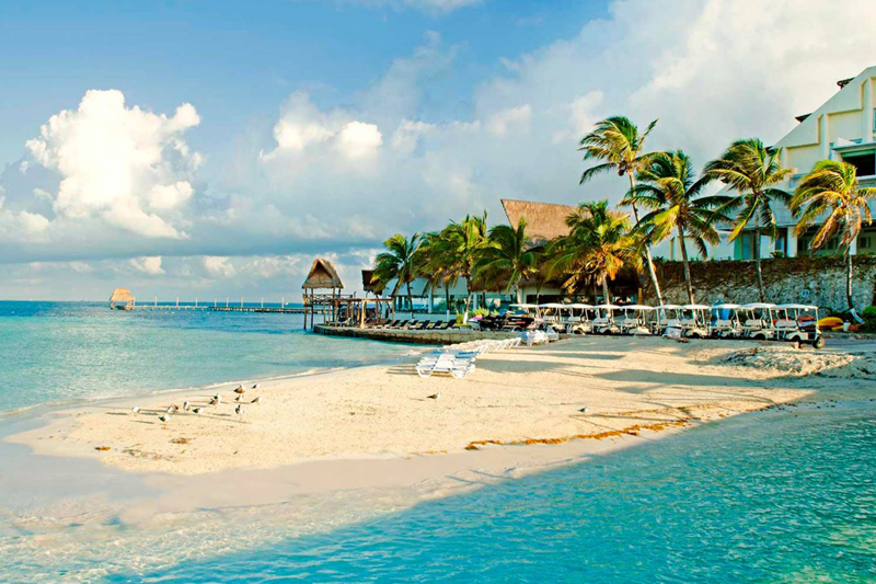 Isla Mujeres soltero México