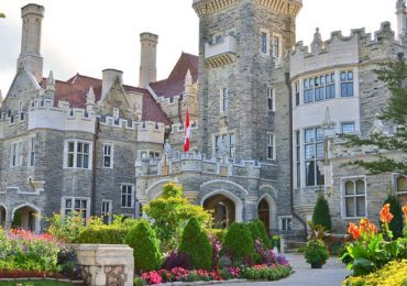 Toronto castillo Canadá