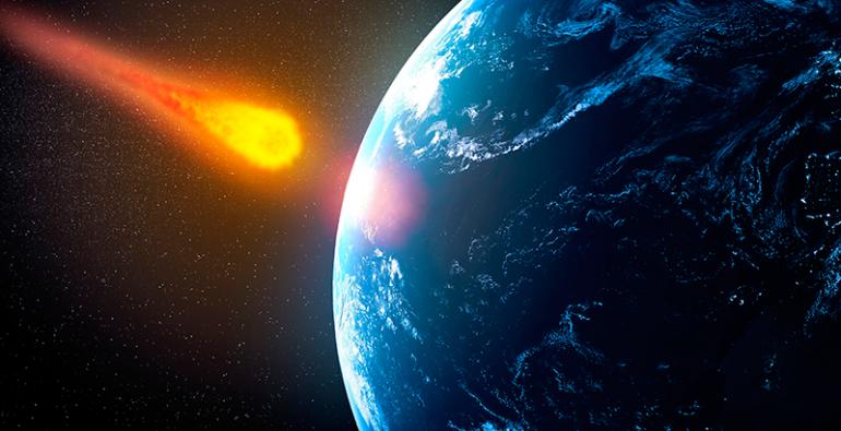 NASA Asteroide Tierra