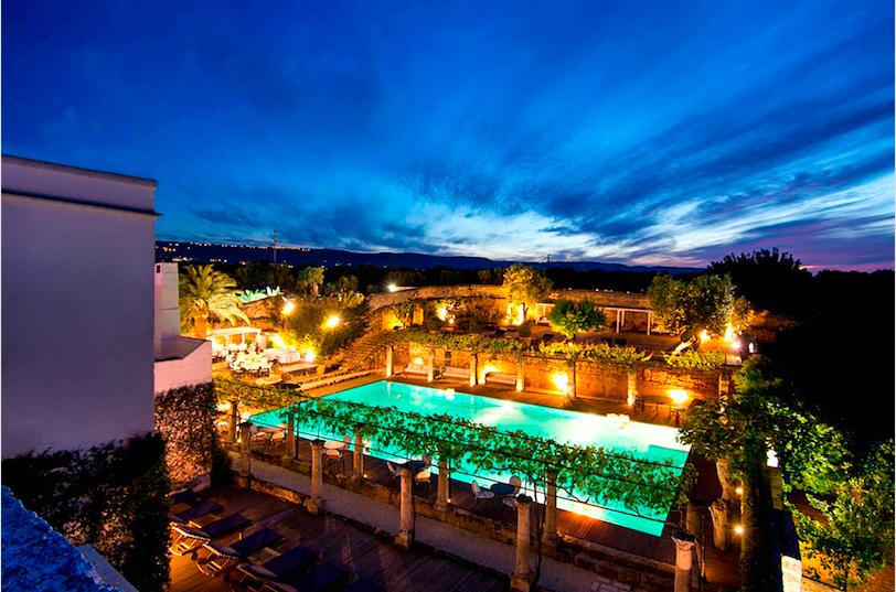 Masseria Torre Maizza hotel de Italia