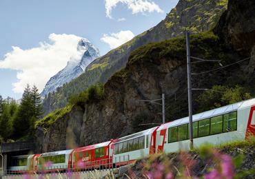 Tren por Europa Suiza