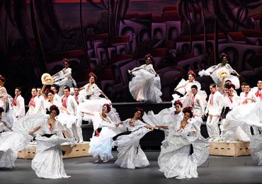 Ballet Folklórico función gratuita