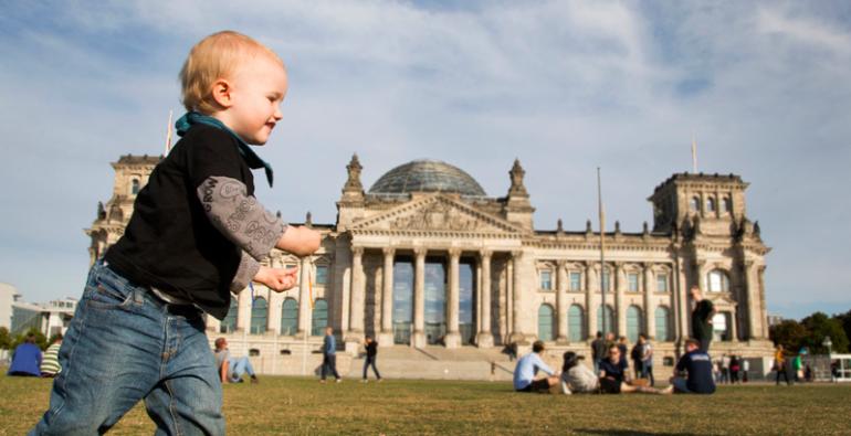Berlín niños
