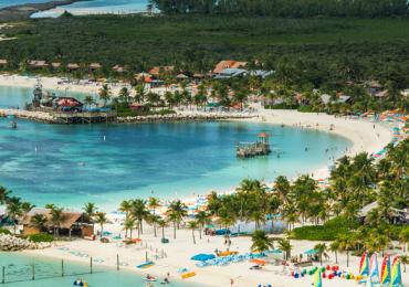 isla privada de Disney Castaway Cay