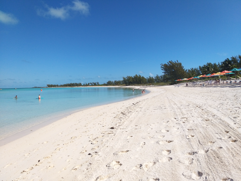 Serenity Bay Castaway Cay Isla privada de Disney
