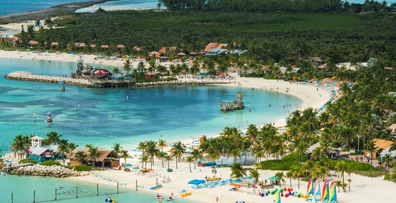 Ya Visitaste La Paradisíaca Isla Privada De Disney National Geographic En Español