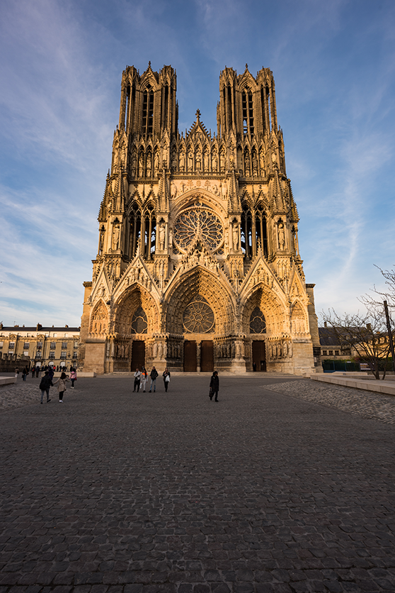 Catedral de Reims Francia