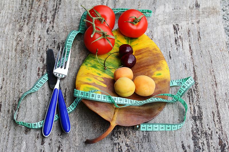 Dieta saludable comida Light