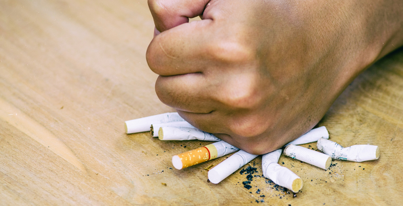 consumo del Tabaco