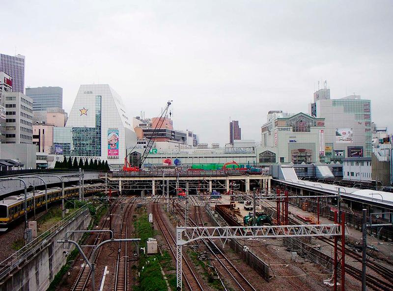estación ferroviaria