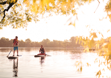 Minnesota lago