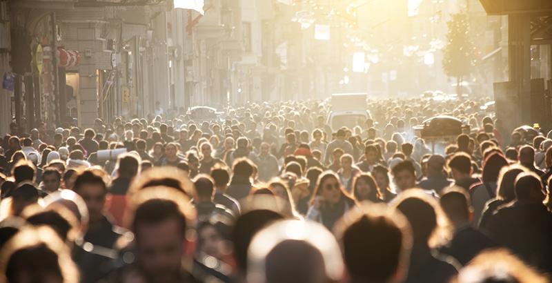 población mundial