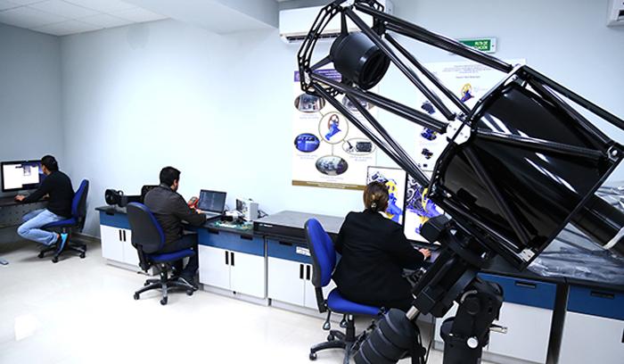 telescopio UANL