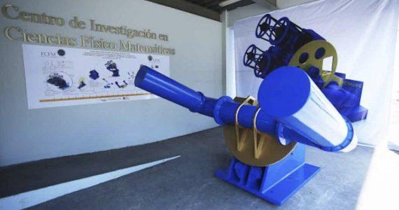 telescopio Tlapiani