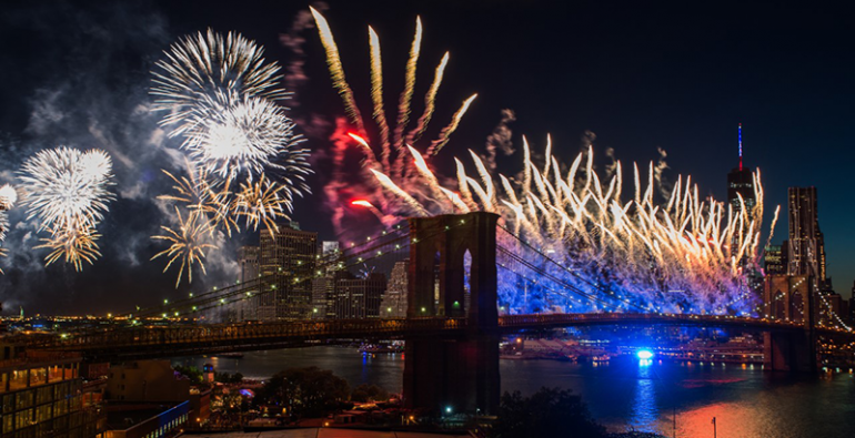 Nueva York 4 de julio