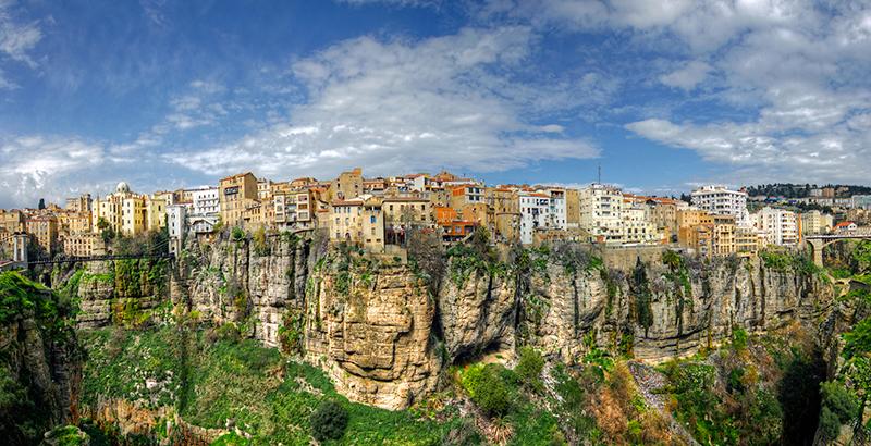 Constantina Argelia país más grande de África