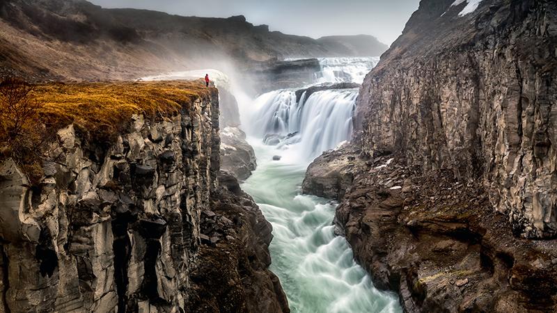 Islandia Paisiaje Naturaleza