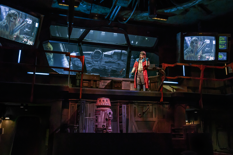 Star Wars: Galaxy's Edge Hondo Ohnaka