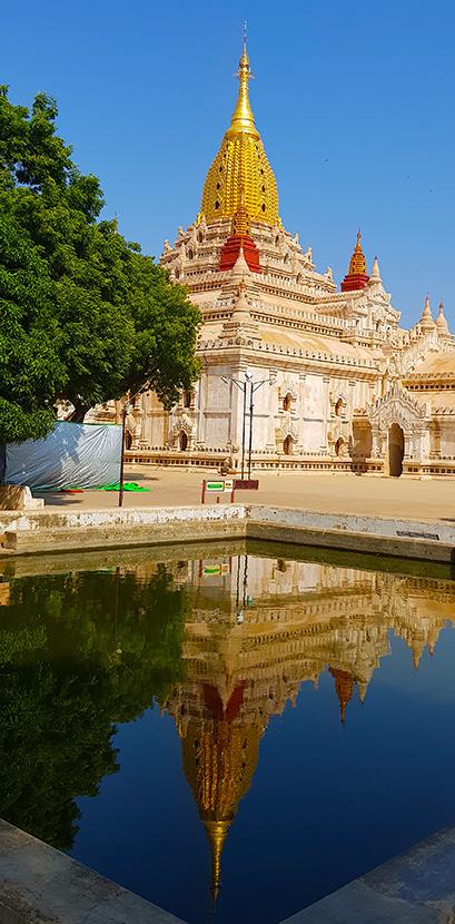 Myanmar reino dorado