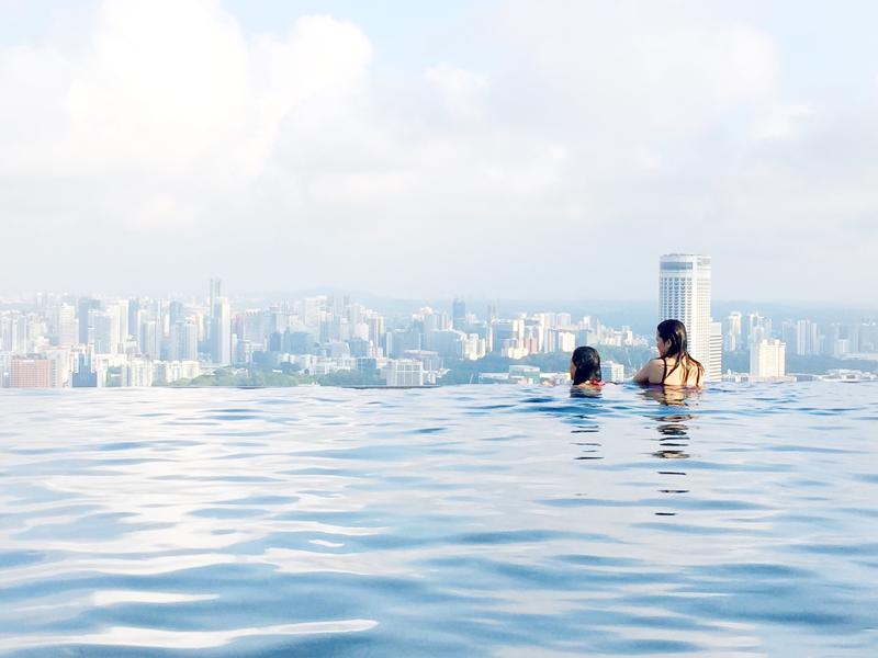 alberca Singapur