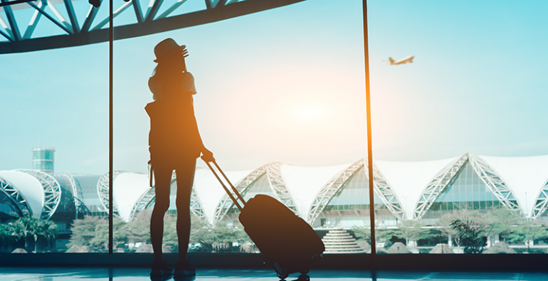 WiFi aeropuertos aeropuerto