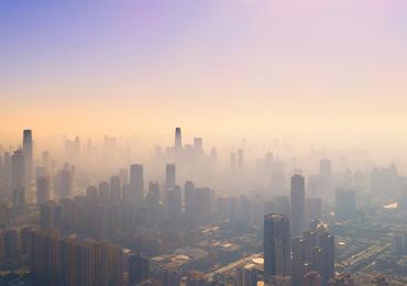 contaminación del aire ciudad medio ambiente