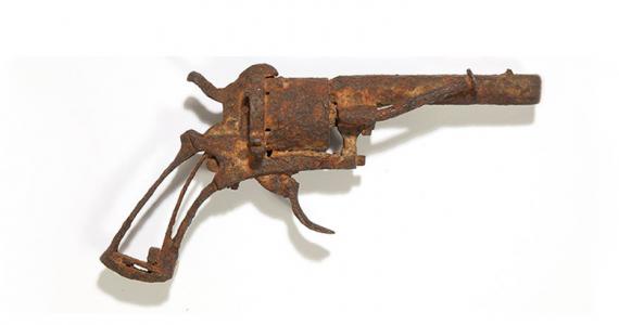 arma Vincent van Gogh