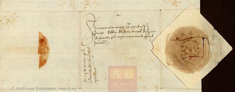 Colón carta