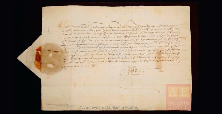 Carta Colón