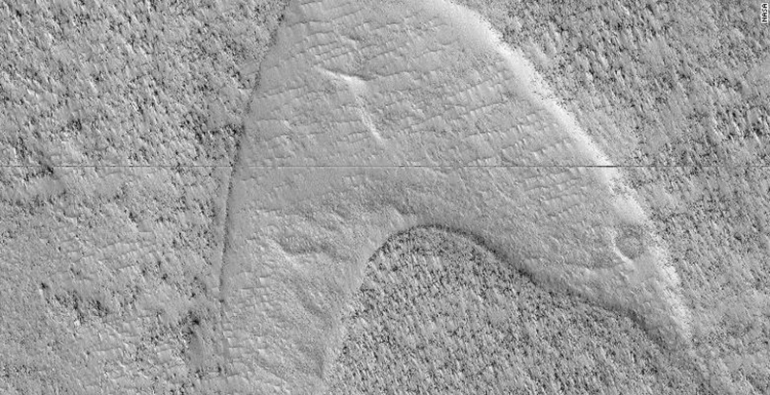 Star Trek Marte