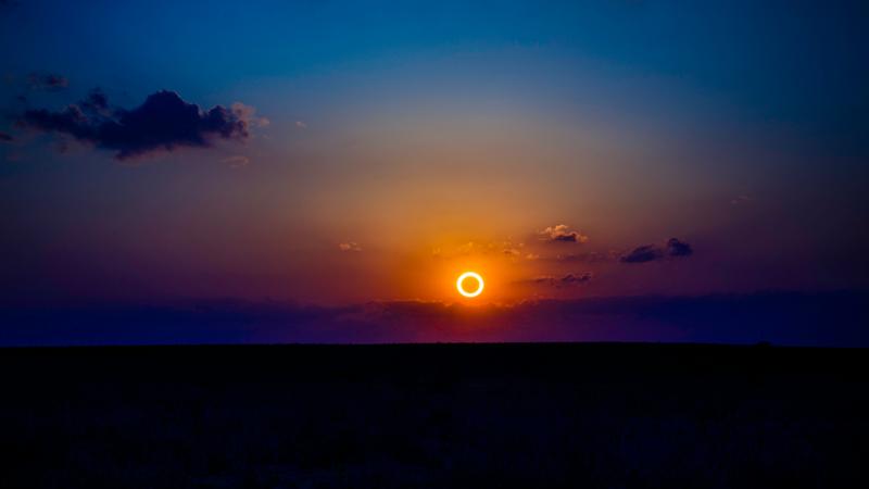 eclipse solar total América del Sur