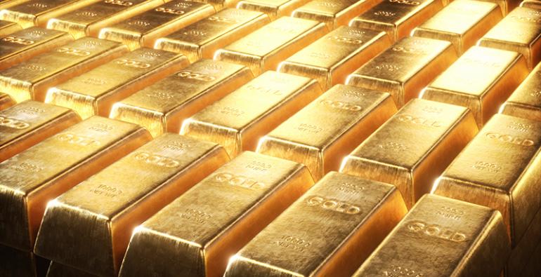 mayor reserva de oro del mundo