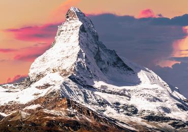 montaña perfecta