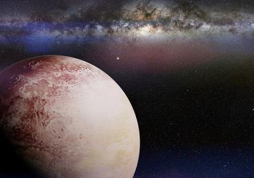 Plutón amoníaco