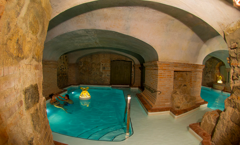 Antigua Casa Santo Domingo Spa