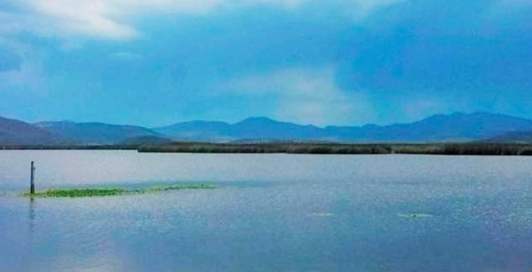 Valle de México laguna de Tecocomulc