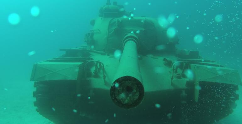museo militar submarino