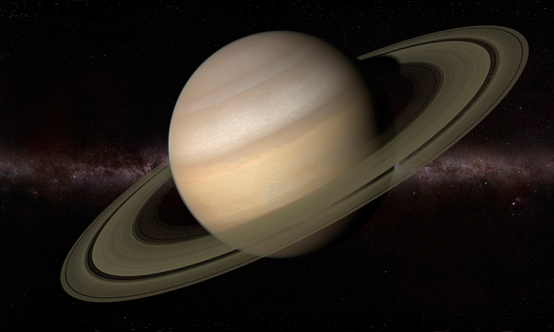 anillos Saturno Julio