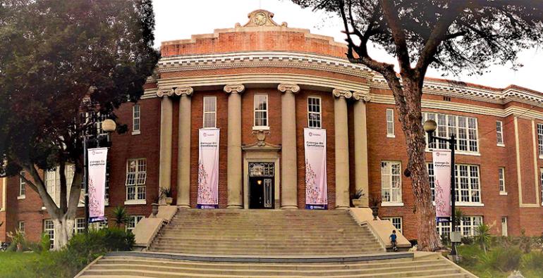 Casa de la Cultura en Tijuana