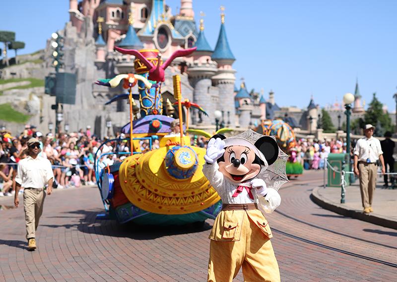 Minnie Mouse Disneyland