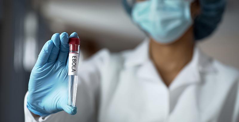 Resultado de imagen de foto ebola