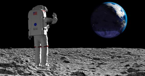 llegada del hombre a la Luna 50 aniversario